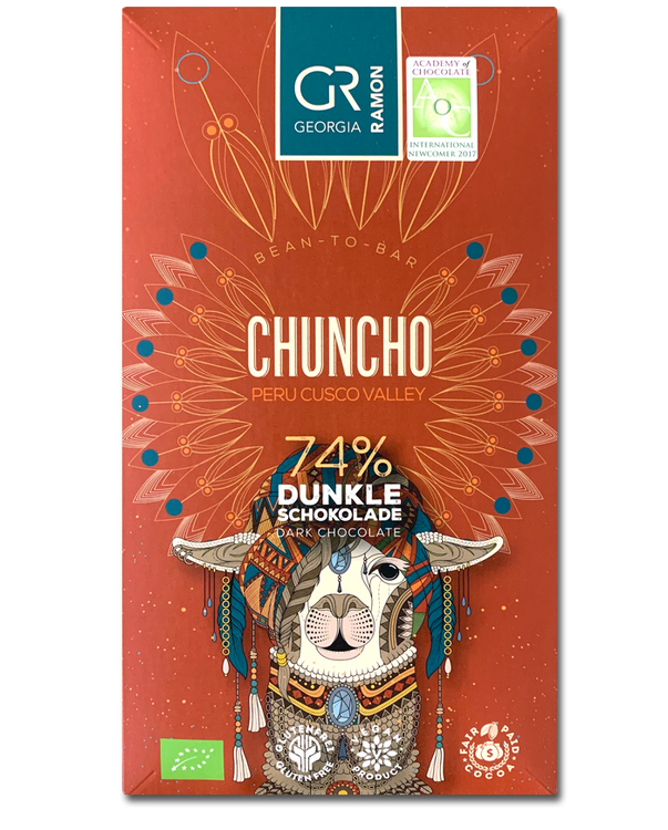 Georgia Ramon - Chuncho 74%