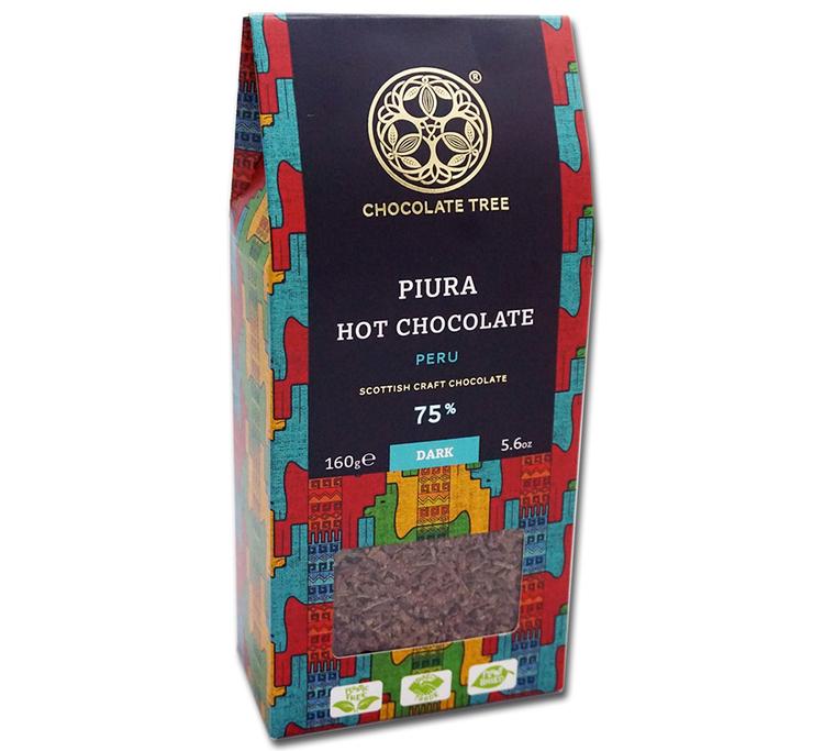 Chocolate Tree - Piura 75% Hot Chocolate