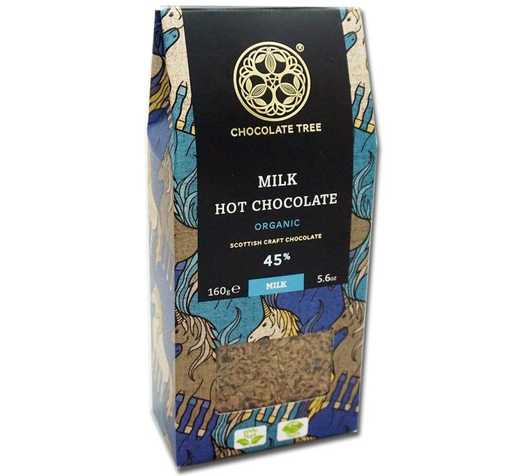 Chocolate Tree - Milk 45% Hot Chocolate
