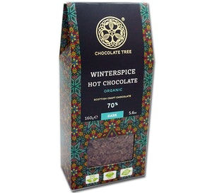 Chocolate Tree - Winterspice 70% Hot Chocolate