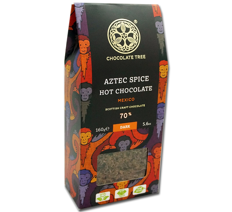 Chocolate Tree - Aztec Spice 70% Hot Chocolate