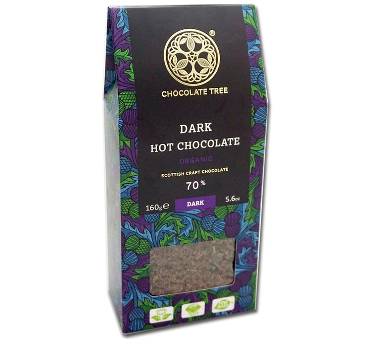 Chocolate Tree - Organic 70% Hot Chocolate
