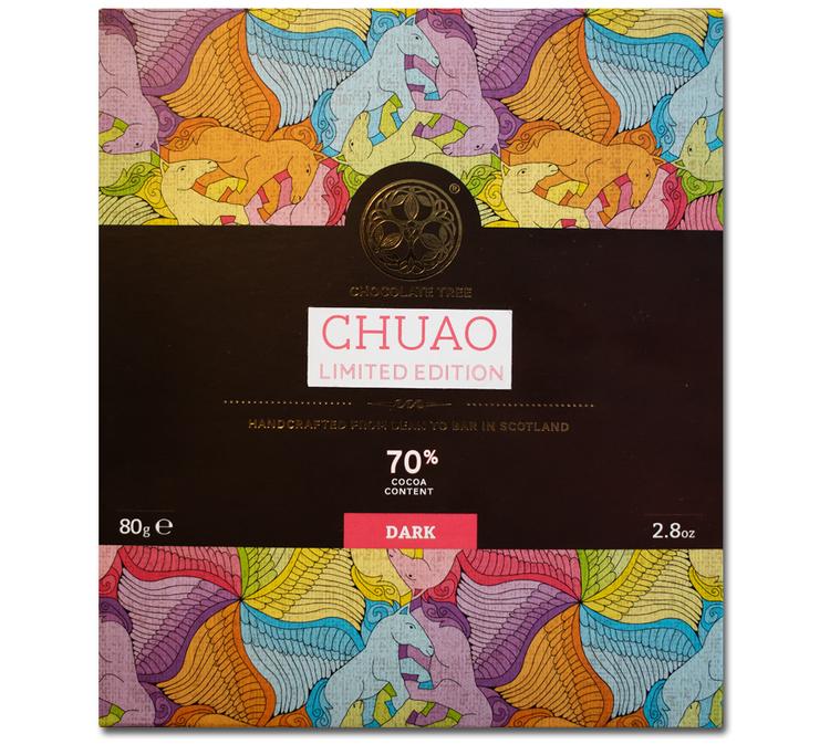 Chocolate Tree - Chuao 70% Limited Edition