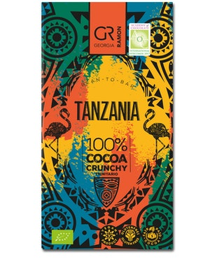 Georgia Ramon - Tanzania 100% Crunchy
