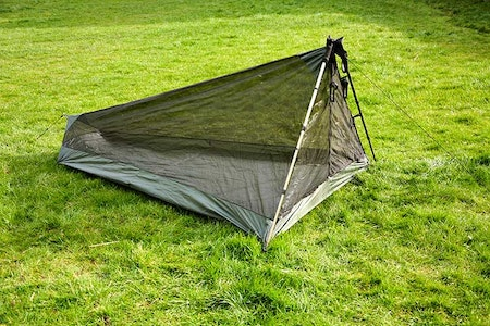 DD SUPERLIGHT PATHFINDER MESH TENT, 1 PERSON