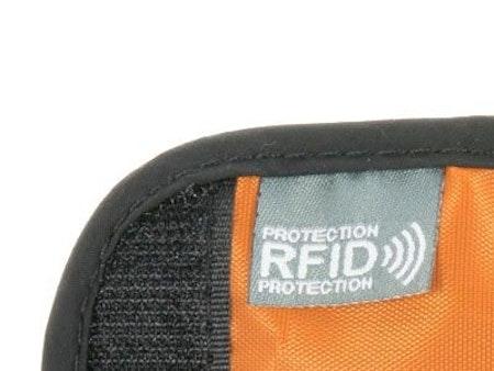 BUSHMEN RFID NECK WALLET