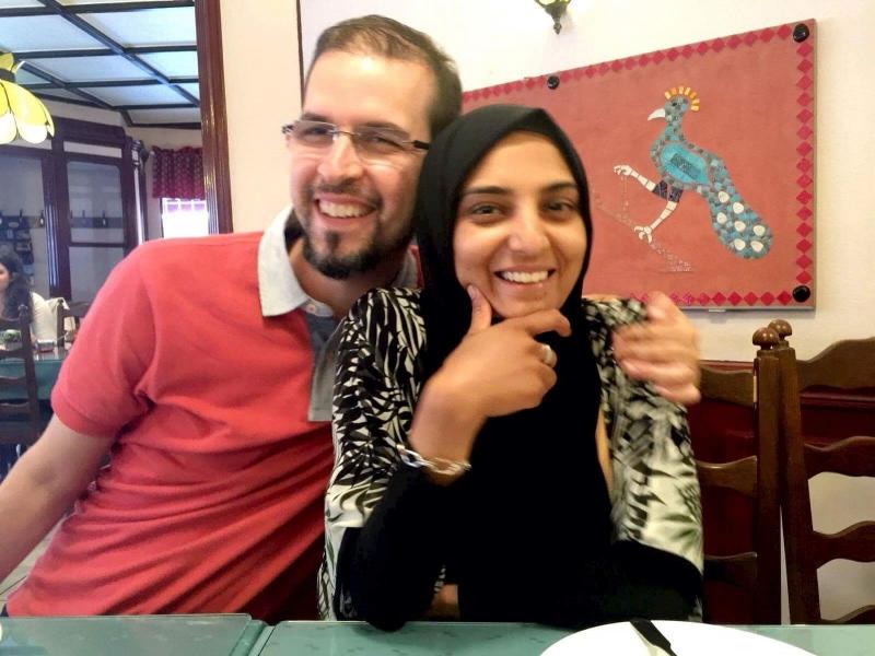 Intervju med Salih & Shifaa från TAHARA
