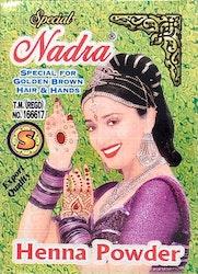 Nadra Henna Pulver 30g
