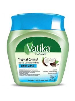Vatika Hårmask Tropisk Kokos