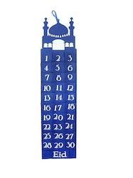 Ramadankalendern Blå Moské