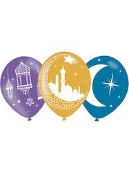 Eid / Ramadan Ballonger i Latex