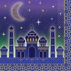 Eid / Ramadan Servetter 33cm