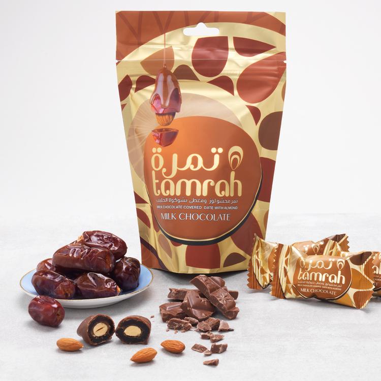 Tamrah Milk Chocolade