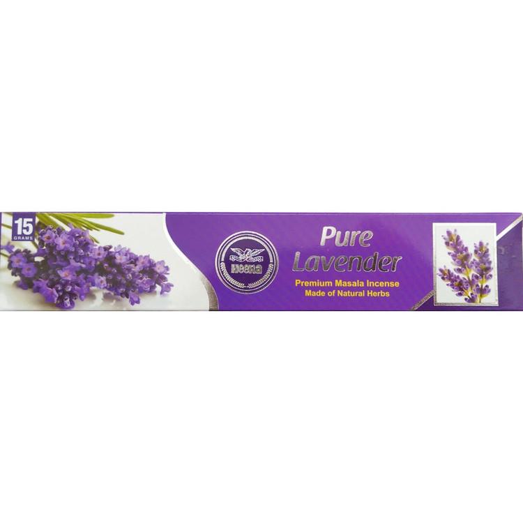 Pure lavender rökelsepinnar