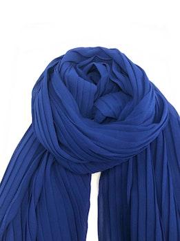 Chiffong Pleated Sjal