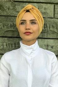 Twist Turban Gul