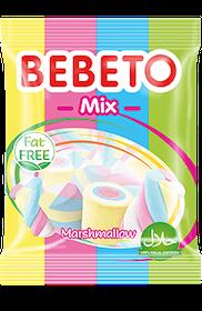 Bebeto Mix Marshmallow 275g
