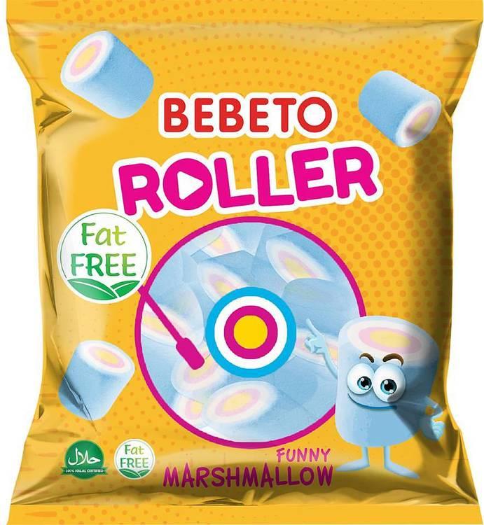 Bebeto Roller Marshmallow