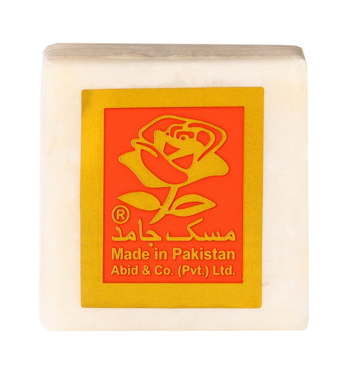 Amber Rose Solid Perfume