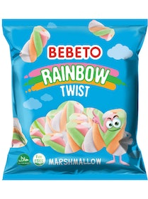 Bebeto Rainbow Twist 275g