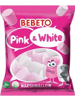Bebeto Pink & White Marshmallow