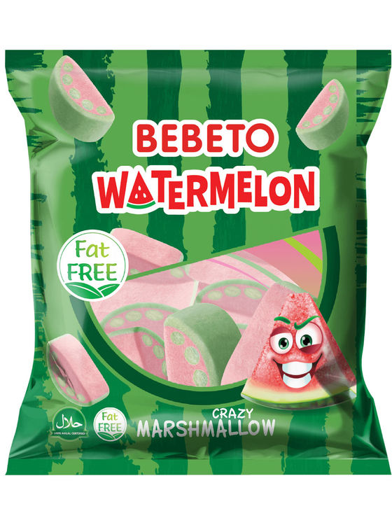 Bebeto Watermelon Marshmallow