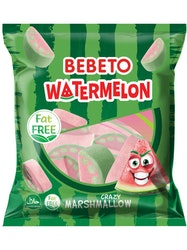 Bebeto Watermelon Marshmallow 275g