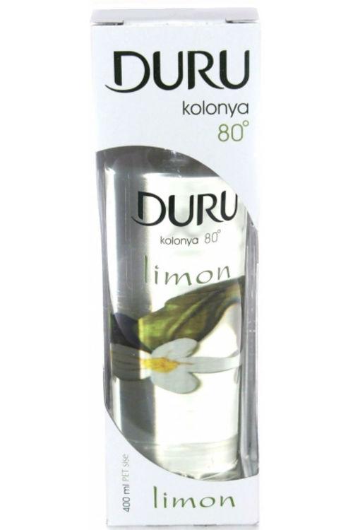 Turkisk Cologne Citron Glasflaska