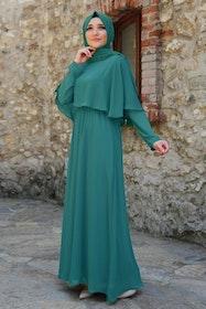 Solna Klänning Grön