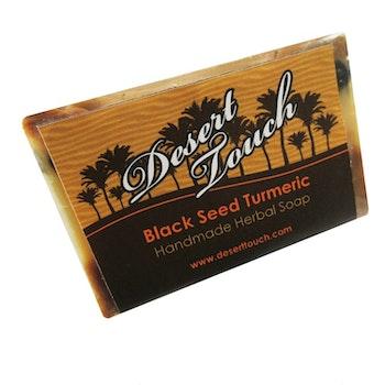 Black Seed Turmeric  Tvål