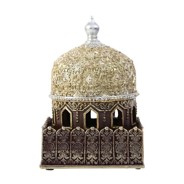 moske, rökelsehållare,mosque, bakhoorburner