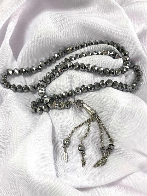 Crystal Radband Silver