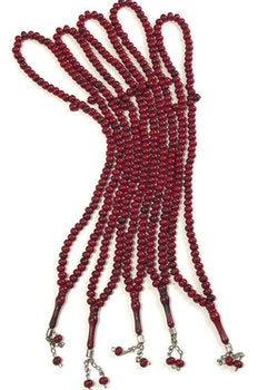 Plain Radband Röd