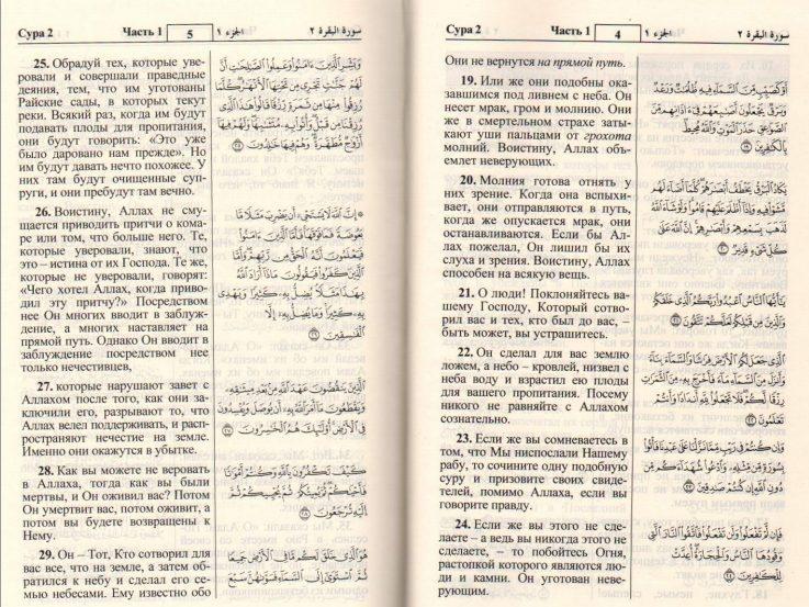 koranen ryska