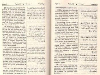 Koranen på Ryska Röd