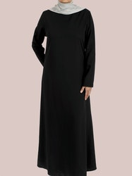 Nordic Royal Abaya Black