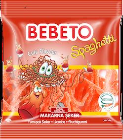 Bebeto Spaghetti Cola