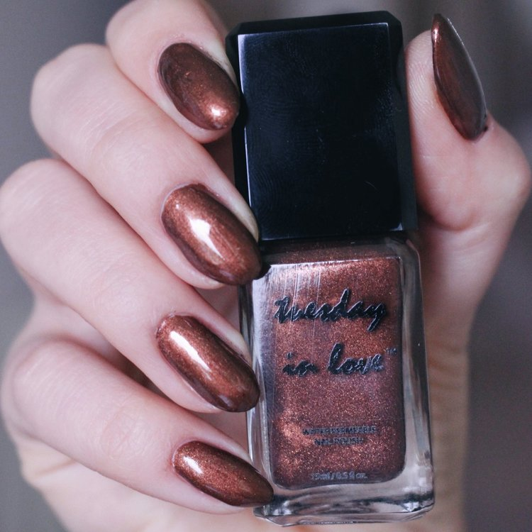 halal nagellack, tuesday in love