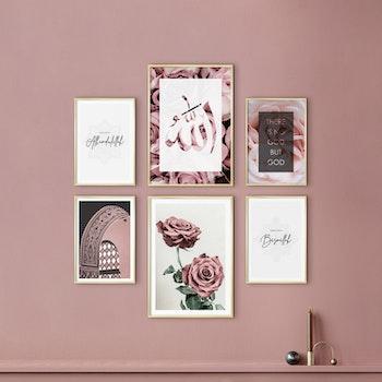 Pink Dream Kombination Poster