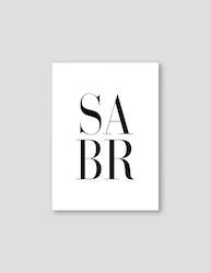 Sabr Poster