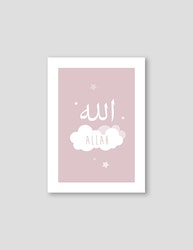 Allah Cloud Pink
