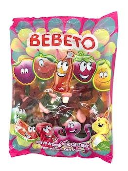 Bebeto Gummy Mix 1kg - Vanlig