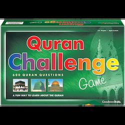 Quran Challenge Game