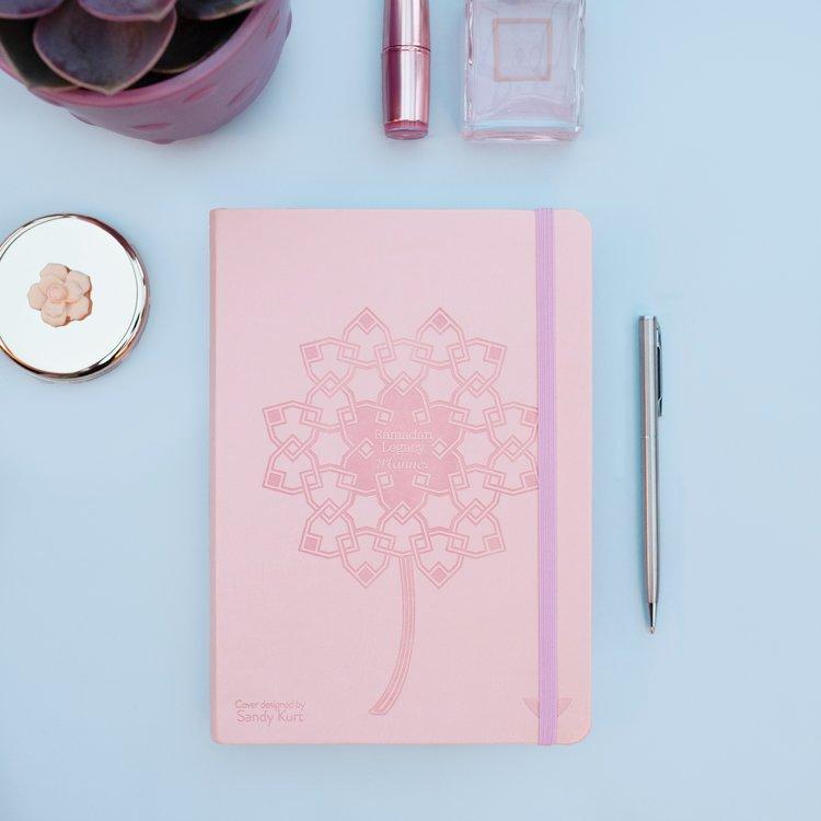Rose of Faith Edition Ramadan Legacy Planner