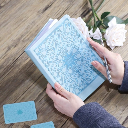 Paradise Green Edition Ramadan Legacy Planner
