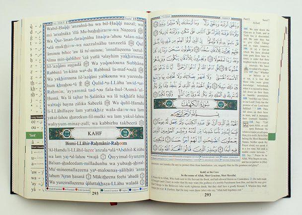 Tajwid Koran English Transliteration