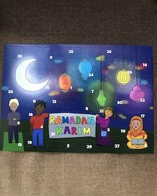 Ramadan Karim kalendern