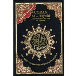 Coran al-Tajwid (franska)