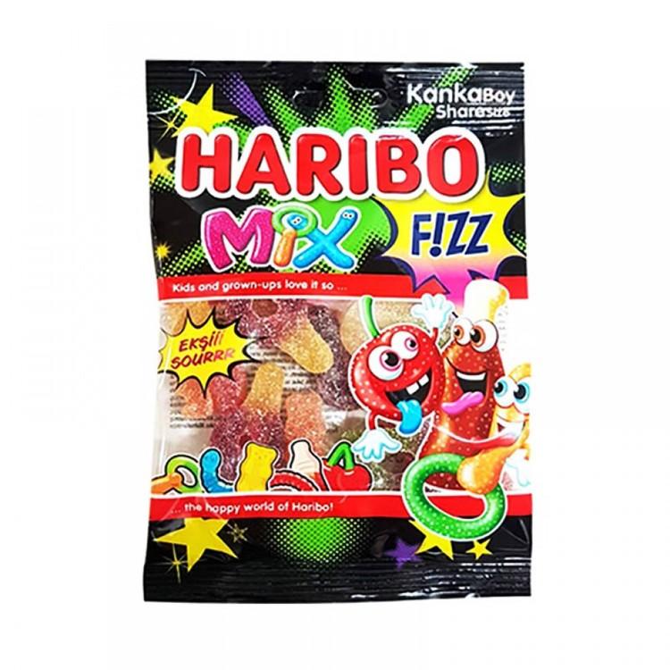 haribo mix fizz