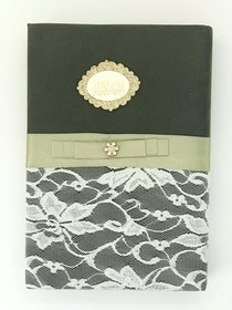 Spets Quran Grön